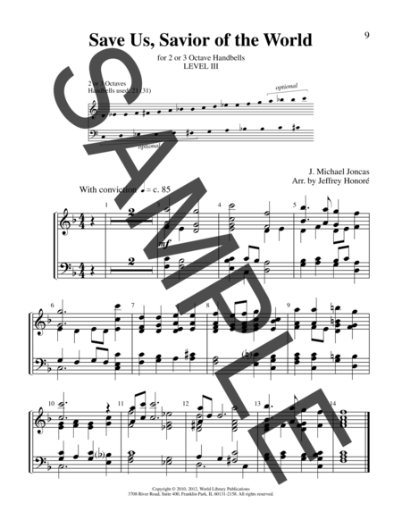 Page 8 of Sing Praise and Thanksgiving