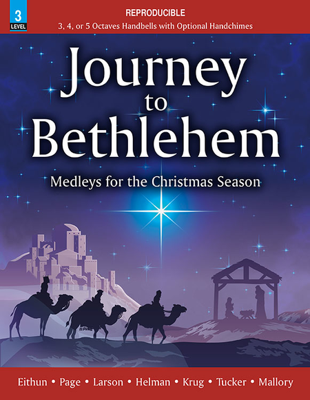 Cover of The Journey to Bethlehem