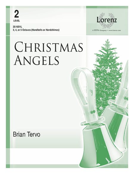 Cover of Christmas Angels
