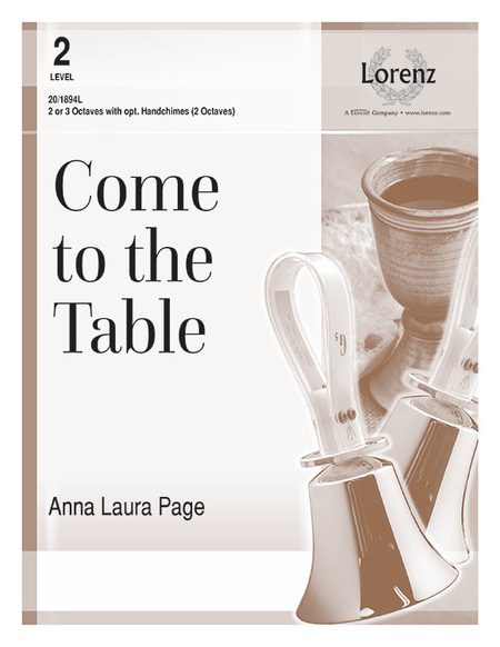 Cover of Come to the Table
