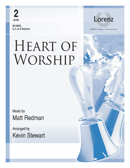 Cover of Heart of Worship