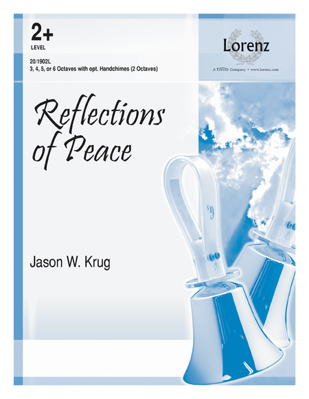 Cover of Reflections of Peace