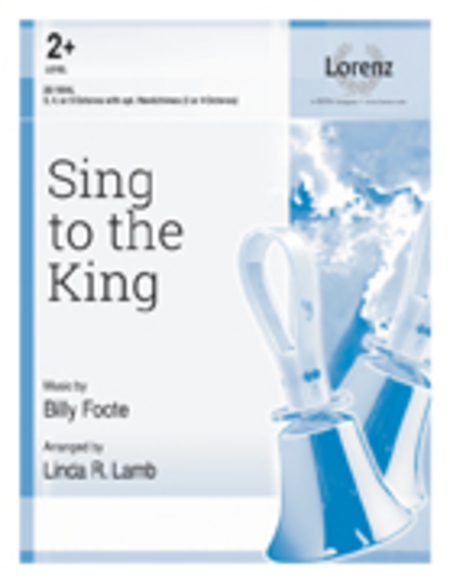Cover of Sing to the King