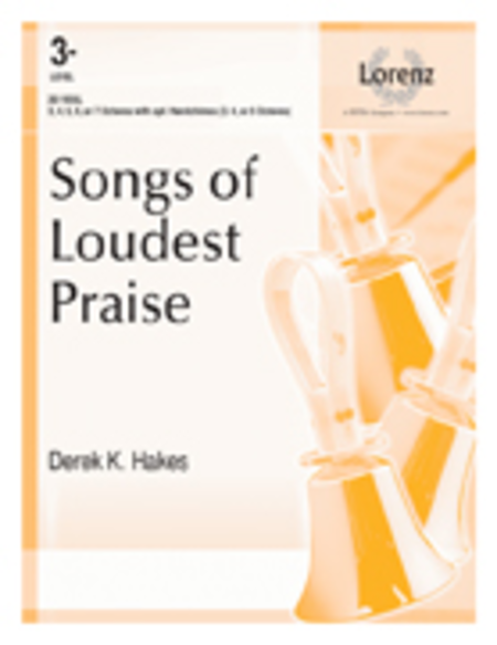 Cover of Songs of Loudest Praise