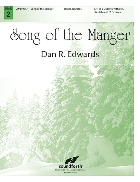 Cover of Song of the Manger