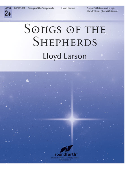 Cover of Songs of the Shepherds
