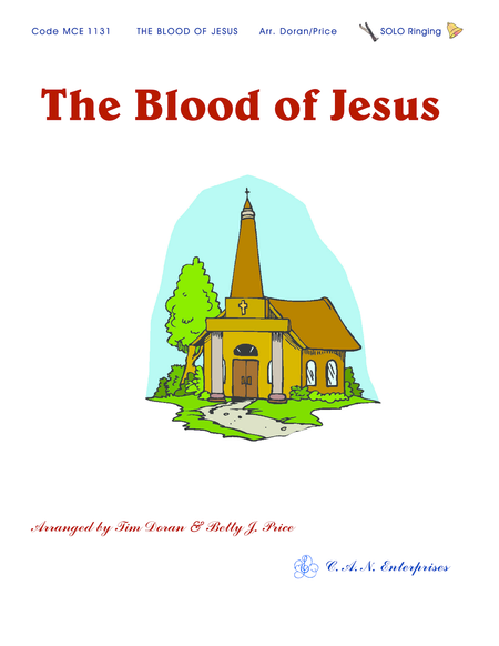 Cover of Blood of Jesus