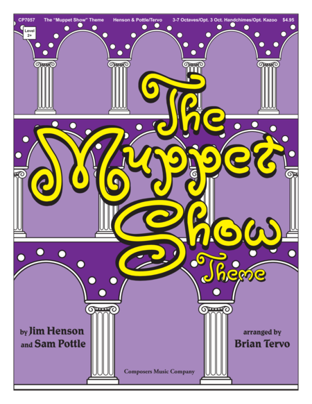 Cover of Muppet Show Theme