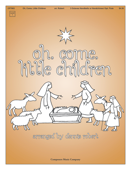 Cover of Oh Come Little Children