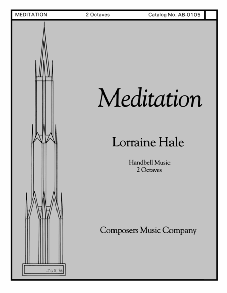 Cover of Meditation