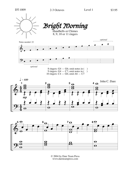 Cover of Bright Morning