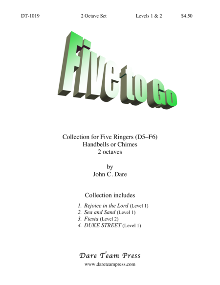 Cover of Five To Go