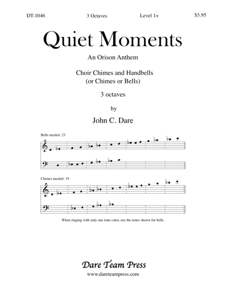 Cover of Quiet Moments