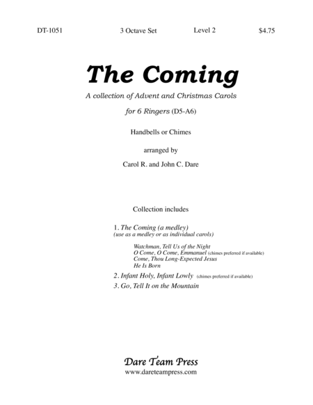 Cover of The Coming