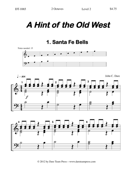 Cover of Hint of the Old West