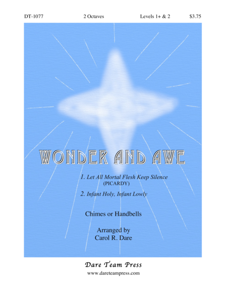 Cover of Wonder and Awe