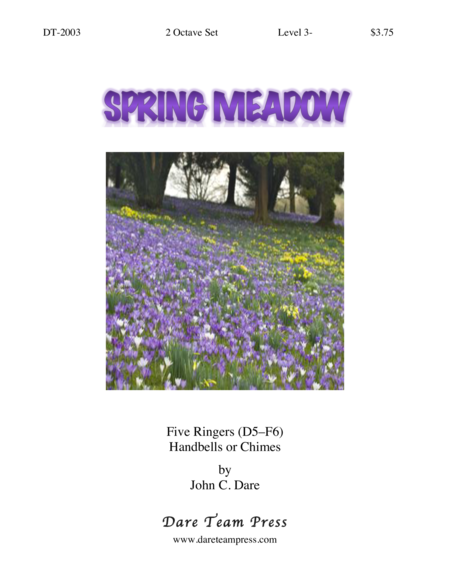 Cover of Spring Meadow