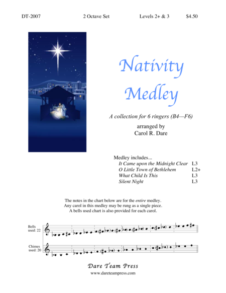 Cover of Nativity Medley