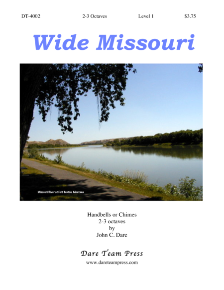 Cover of Wide Missouri