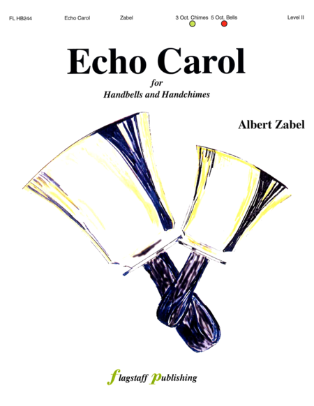 Cover of Echo Carol