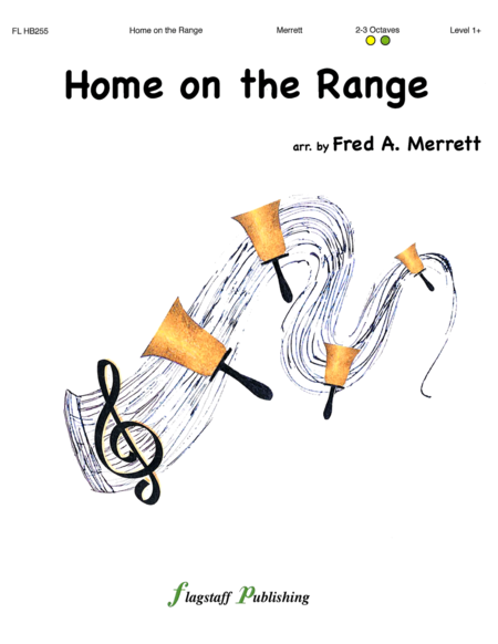 Cover of Home On the Range