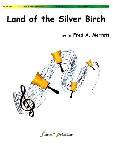 Cover of Land of the Silver Birch