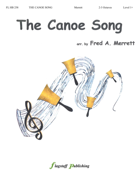 Cover of Canoe Song