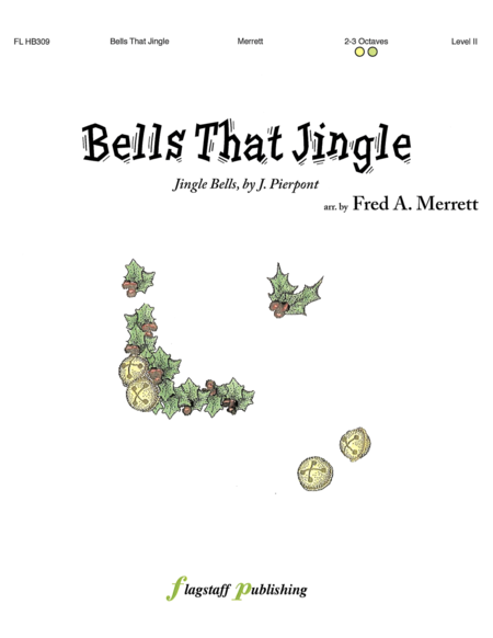Cover of Bells That Jingle