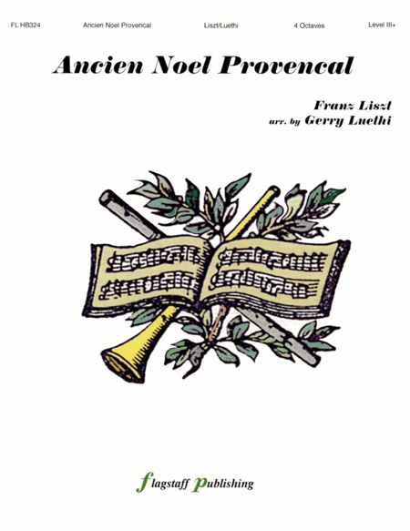 Cover of Ancien Noel Provencal