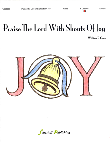 Cover of Praise the Lord With Shouts of Joy