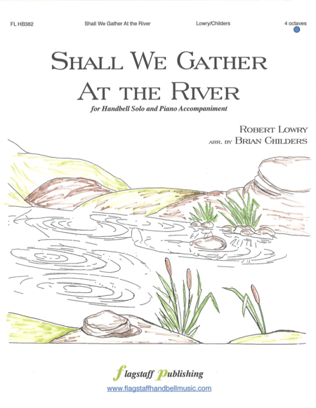 Cover of Shall We Gather At the River
