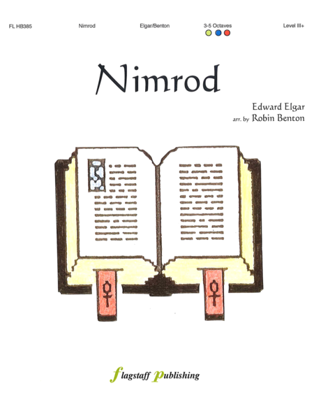 Cover of Nimrod