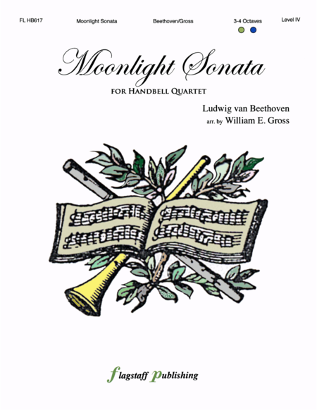Cover of Moonlight Sonata