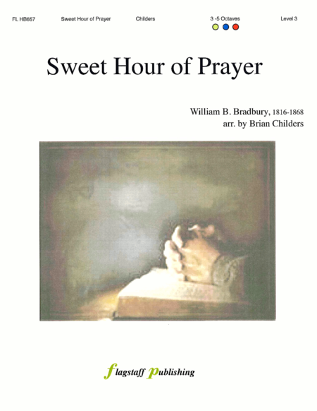 Cover of Sweet Hour of Prayer