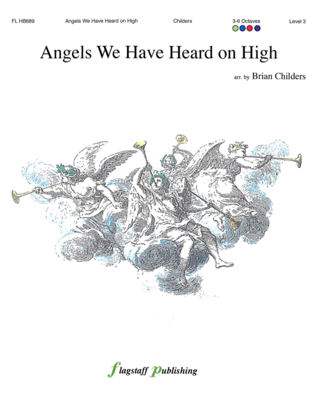 Cover of Angels We Have Heard On High