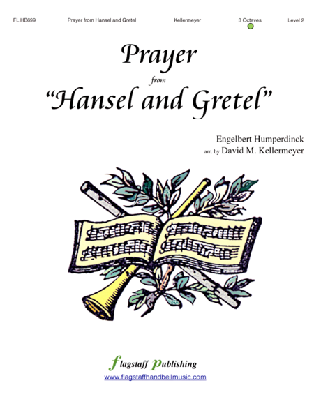 Cover of Prayer from Hansel and Gretel