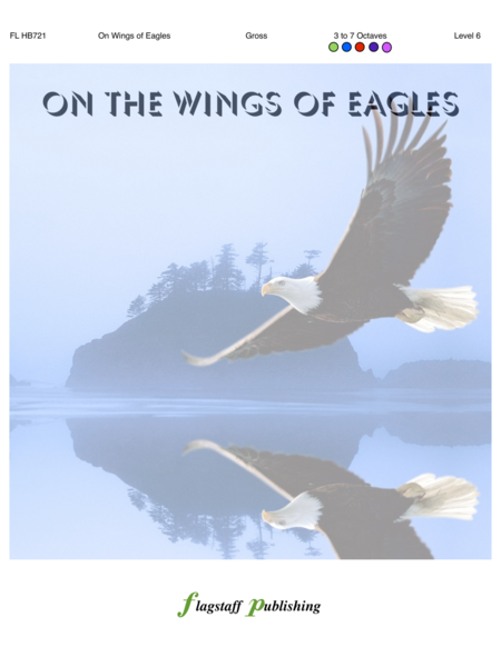 Cover of On the Wings of Eagles