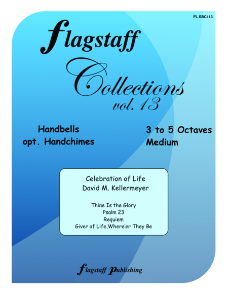 Cover of Flagstaff Collections Volume 13