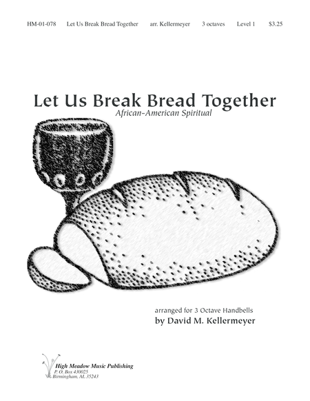 Cover of Let Us Break Bread Together