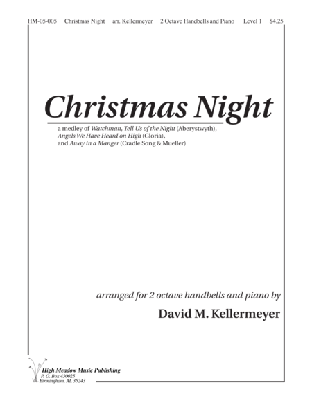 Cover of Christmas Night