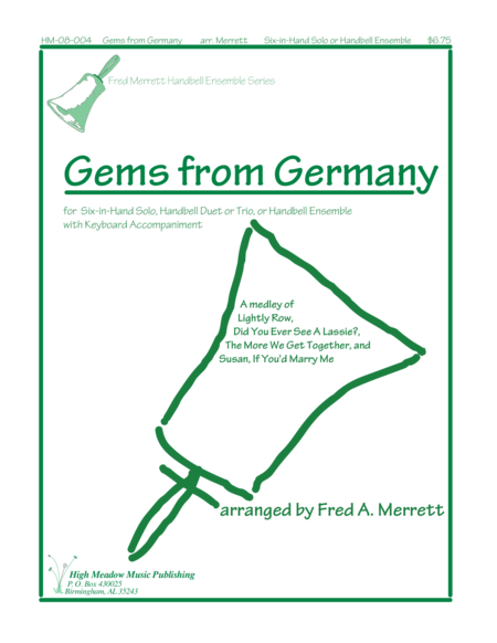 Cover of Gems from Germany
