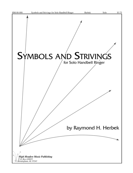 Cover of Symbols and Strivings