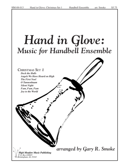 Cover of Hand in Glove Christmas 1