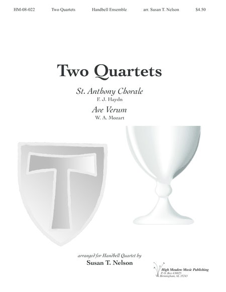 Cover of Two Quartets