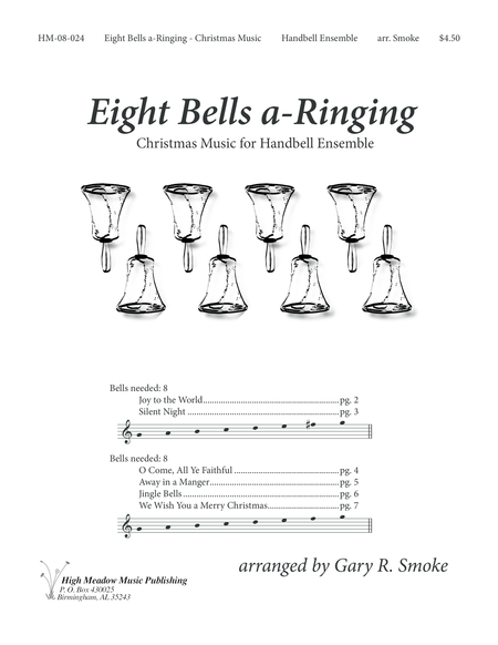 Cover of Eight Bells a Ringing