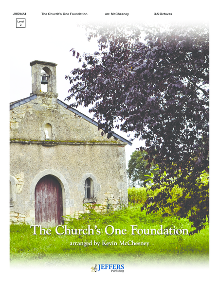 Cover of Church's One Foundation