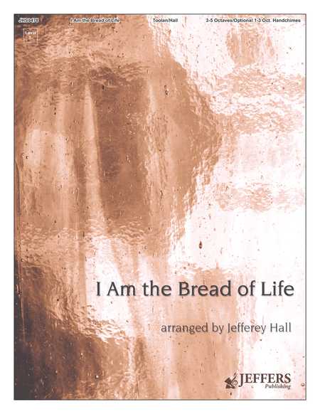 Cover of I Am the Bread of Life