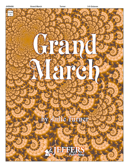 Cover of Grand March