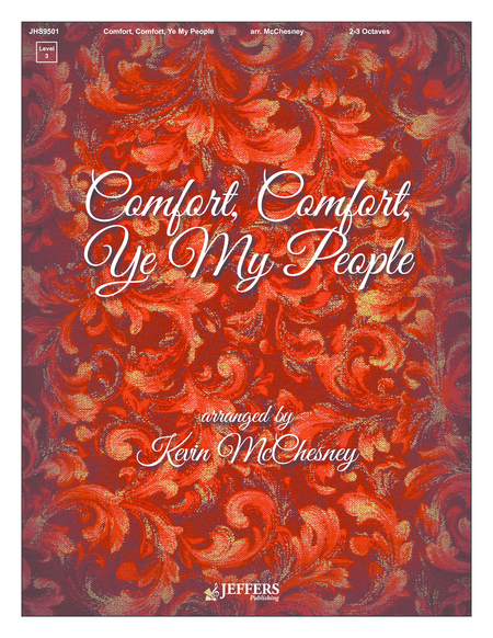 Cover of Comfort Comfort Ye My People