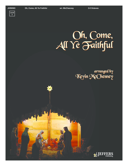 Cover of Oh Come All Ye Faithful